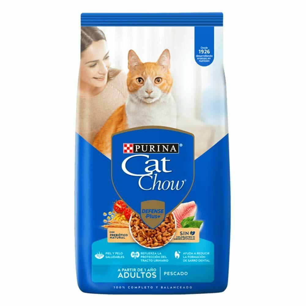 Cat Chow Adultos Pescado