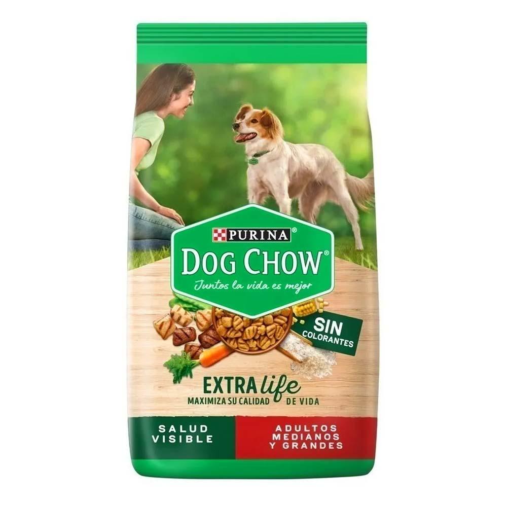 Dog Chaw Adulto Razas Medianas Grandes