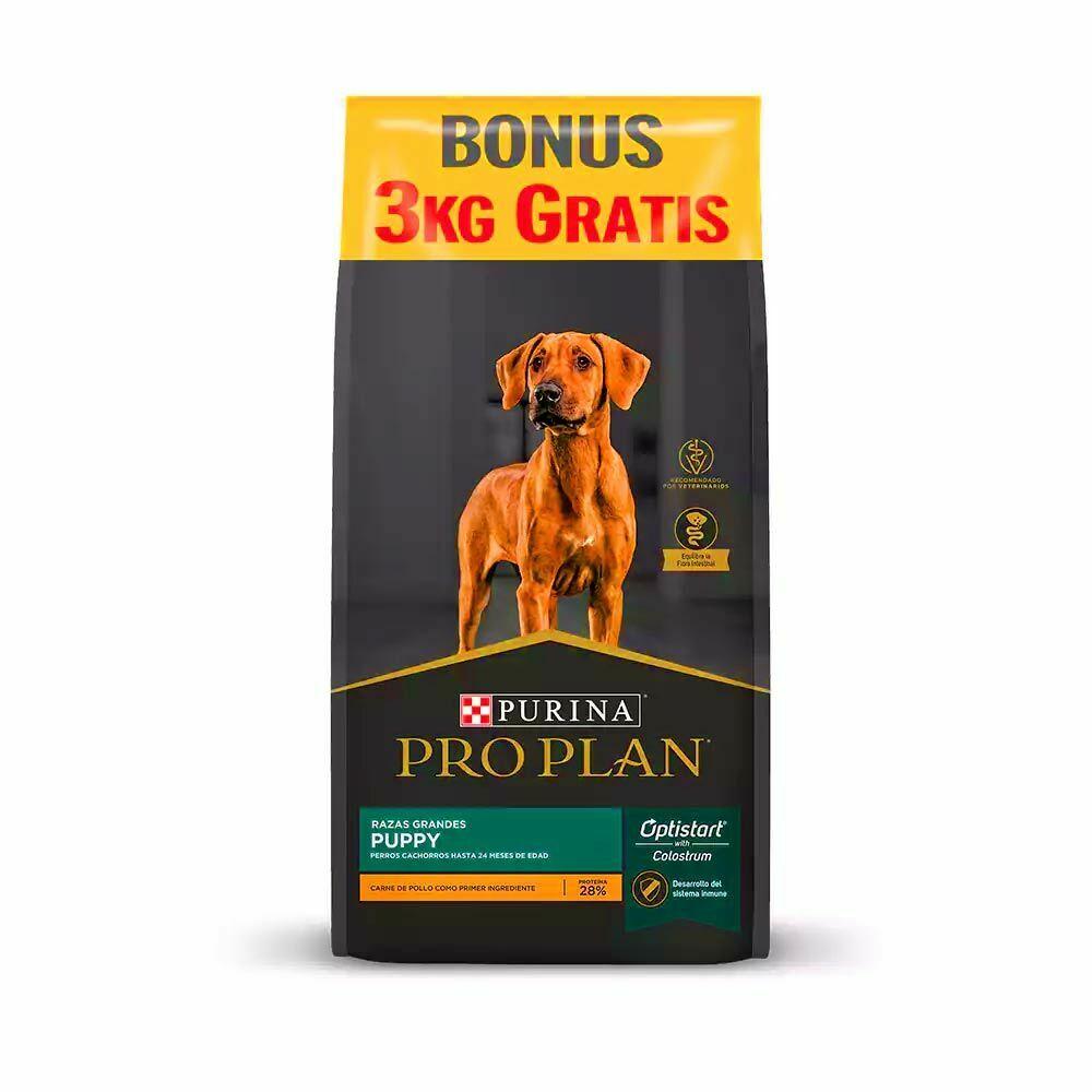 Pro Plan Perros Puppy Cachorros Razas Grandes mas 3
