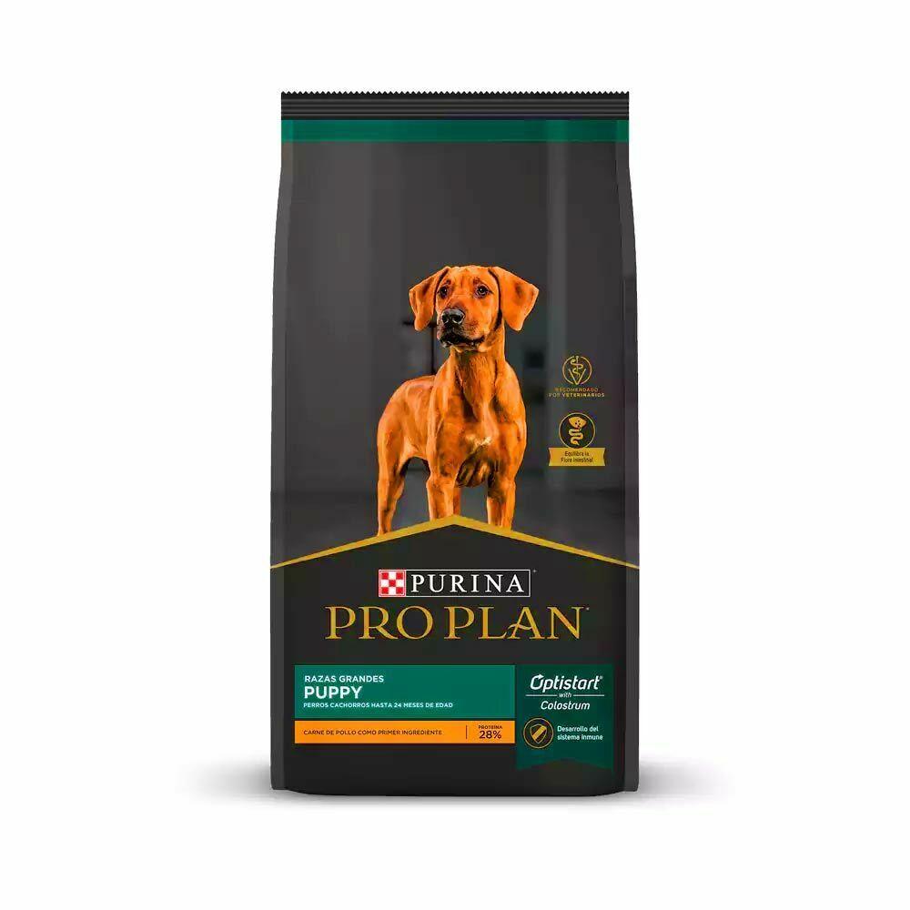 Pro Plan Perros Puppy Cachorros Razas Grandes